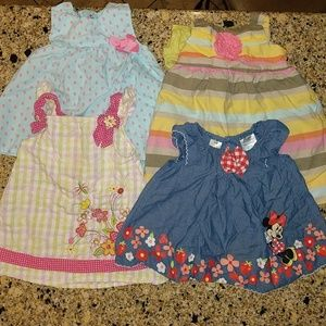 Other - BUNDLED baby girl summer clothes. Size 12 mo.